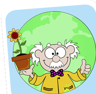 Nutty Scientists Environment Theme