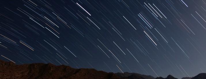 Galaxia nocturna