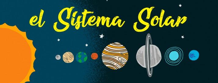datos sistema solar