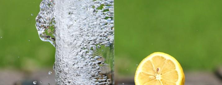 experimento con agua