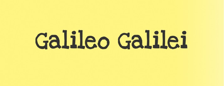 galileo blog