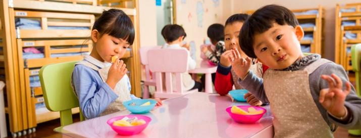 Alimentación niños ciencia divertida